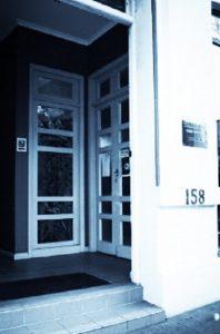 Collins Dental Hobart entrance